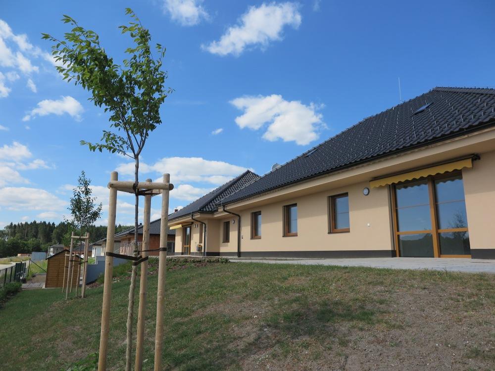Dolní domek v lokalitě Nad Bažantnicí Letohrad