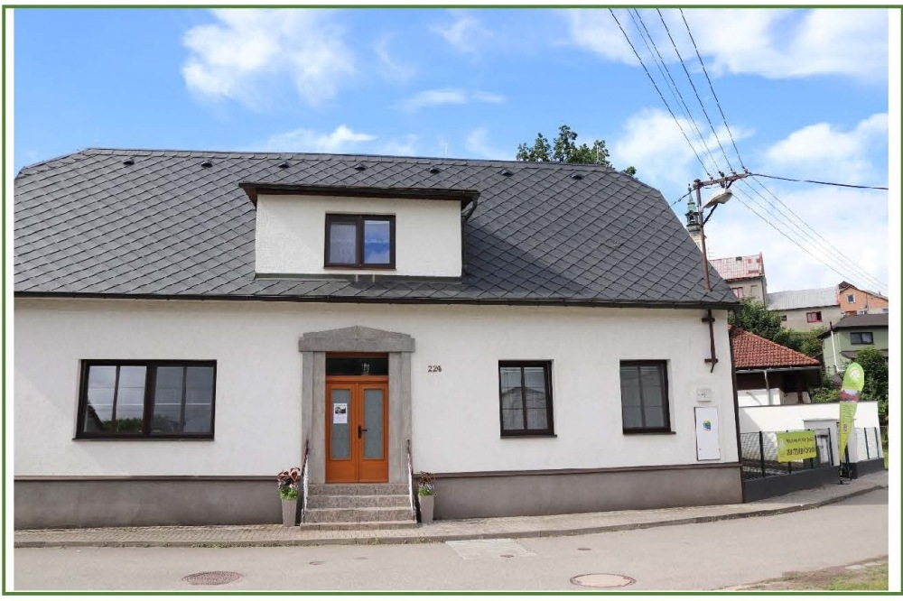 2021 Rekonstrukce domku v Žamberku - domácnost děti